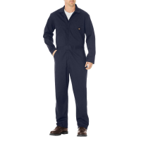 Dickies Men's Basic Cotton Coverall, Extended Sizes