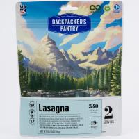 Backpacker's Pantry Vegetarian Lasagna