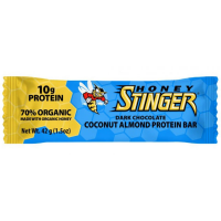 Honey Stinger Dark Chocolate Coconut Almond 10G Protein Bar
