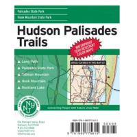 Hudson Palisades Trails Map