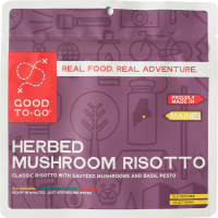 Good To-Go Herbed Mushroom Risotto, Single Packet