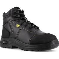 Reebok Work Men's Trainex Composite Toe 6 in. Internal Metatarsal Guard Boots