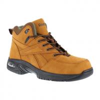 Reebok Work Men's Tyak Composite Toe Classic Performance Hiker, Golden Tan