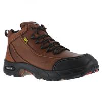 Reebok Work Men's Tiahawk Composite Toe Internal Met Guard Sport Hiker, Brown