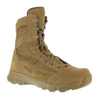 Reebok Work Men's Hyper Velocity Soft Toe 8 in. Ultralite Performance Boot, Coyote