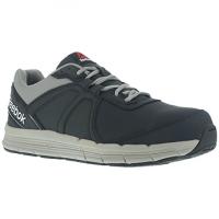 Reebok Work Men's Guide Work Steel Toe Performance Cross Trainer Sneaker, Navy/grey