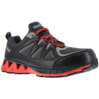 Reebok Work Men's Zigkick Work Composite Toe Athletic Oxford Sneaker