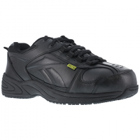 Reebok Work Men's Centose Composite Toe Street Sport Internal Met Guard Sneaker, Black