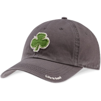 Life Is Good Men's Clover Tattered Chill Cap