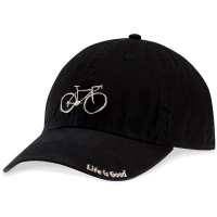 Life Is Good Men's Sketched Bike Chill Cap