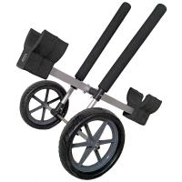 Wheeleez Stand Up Paddleboard Cart, Single