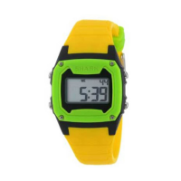 Freestyle Shark Classic Watch, Neon/black/green
