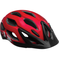 Bell Indy Bike Helmet, Matte Red