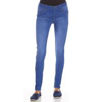 Celebrity Pink Juniors Skinny Super-Soft Blue Lagoon Denim Jeans