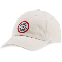 Life Is Good Men's Lig Sphere Golf Hat