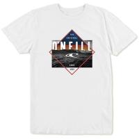 O'neill Big Boys' Black Pool Short-Sleeve Tee Shirt