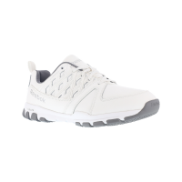 Reebok Work Men's Sublite Work Soft Toe Sneakers, White, Wide