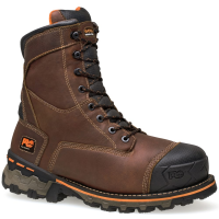 Timberland Pro Men's Brown Insulated Waterproof Work Boots