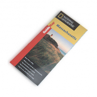 Nat Geo Massachusetts Guide Map