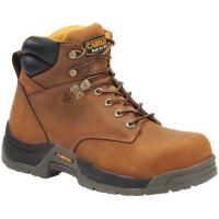 Carolina Men's 6 In. Waterproof Composite Broad Toe Work Boots, Wide Width