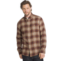 G.h. Bass & Co. Men's Fireside Flannel Long-Sleeve Shirt