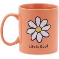 Life Is Good Daisy Jakes Mug