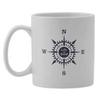Life Is Good Compass Jakes Mug
