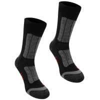 Karrimor Kids' Trekking Socks, 2 Pack