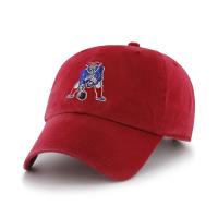 New England Patriots Men's '47 Adjustable Hat