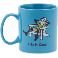 Life Is Good Adirondack Jakes Mug