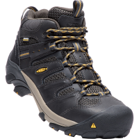 Keen Men's Lansing Waterproof Mid Steel Toe Boot