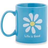 Life Is Good Daisy Jakes Mug