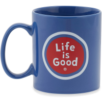Life Is Good Lig Sphere Jakes Mug