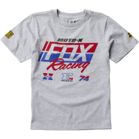 FOX Boys' First Placed Tee