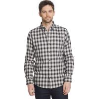 G.h. Bass & Co. Men's Campside Dobby Long-Sleeve Shirt