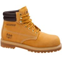 Kingfield Men's 6 In. Waterproof Work Boots