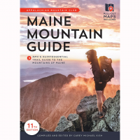Amc Maine Mountain Guide, 11Th Edition