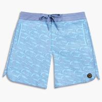 United By Blue Men's Breakers Scallop Boardshorts
