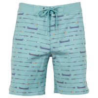 United By Blue Men's Canoe Scallop Boardshorts