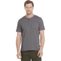 G.h. Bass & Co. Men's Short-Sleeve Jersey Henley