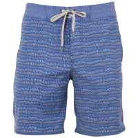United By Blue Men's Shoreline Scallop Boardshorts