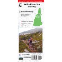 AMC White Mountains Trail Maps, Presidential Range