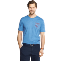 G.h.bass & Co. Men's Pacifico Cliffs Graphic Tee