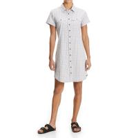 EMS Women's Journey Woven Short-Sleeve Shirt Dress - Size XS