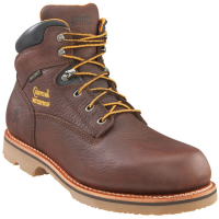 Chippewa Men's Insulated Waterproof Work Boots, Wide