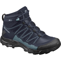 Salomon Women's Pathfinder Mid Climashield Waterproof Hiking Boots - Size 6