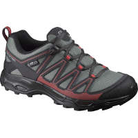 Salomon Women's Pathfinder Low Climashield Waterproof Hiking Shoes - Size 6