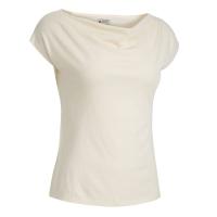 EMS Women's Serenity Cowl-Neck Cap-Sleeve Tee - Size XL