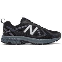 New Balance Men's 410V5 Trail Running Shoes, Black/thunder
