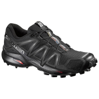 Salomon Women's Speedcross 4 Trail Running Shoe - Size 7
